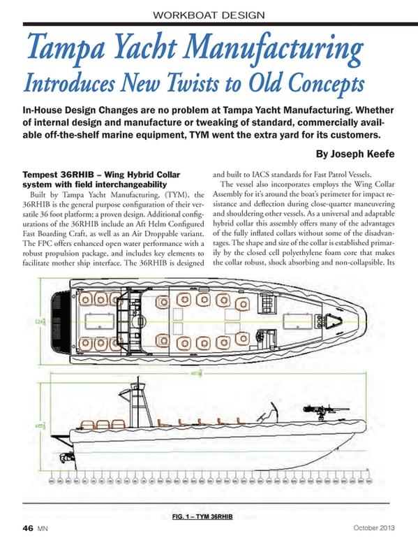 Marine News Magazine, page 46,  Oct 2013
