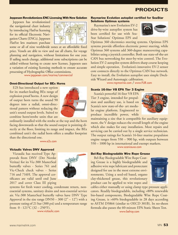 Marine News Magazine, page 53,  Nov 2013