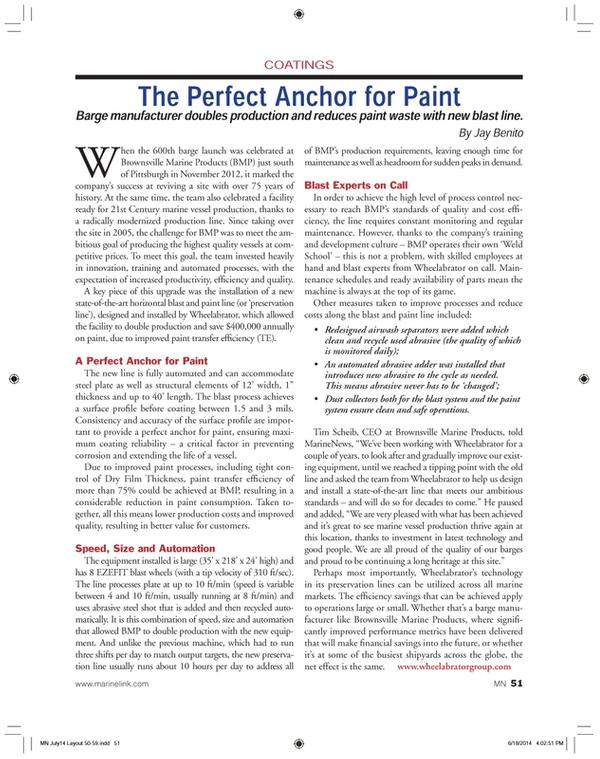 Marine News Magazine, page 51,  Jul 2014
