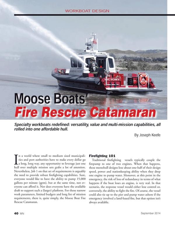 Marine News Magazine, page 40,  Sep 2014