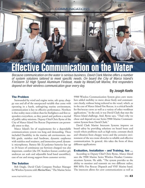 Marine News Magazine, page 43,  Oct 2014