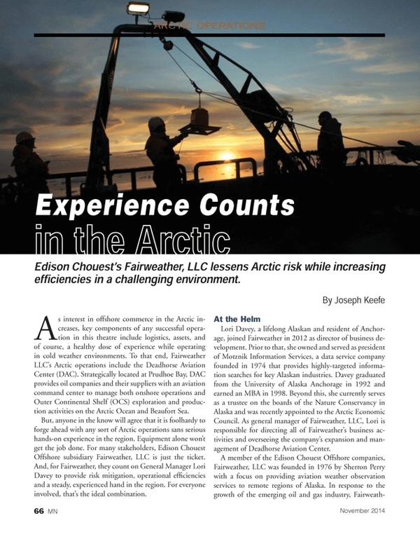 Marine News Magazine, page 66,  Nov 2014