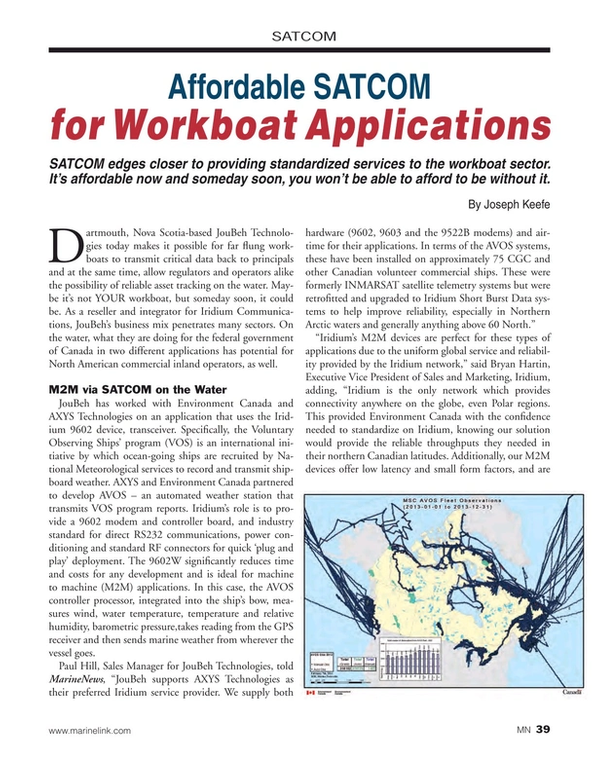 Marine News Magazine, page 39,  Mar 2015