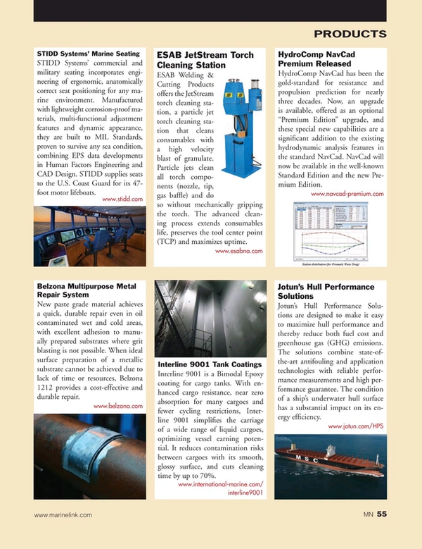 Marine News Magazine, page 55,  Apr 2015