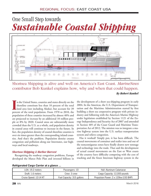Marine News Magazine, page 28,  Mar 2016