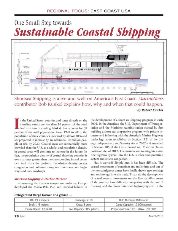 Marine News Magazine, page 28,  Mar 2016