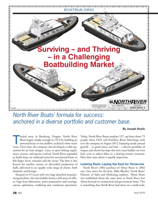 Marine News Magazine, page 28,  Apr 2016