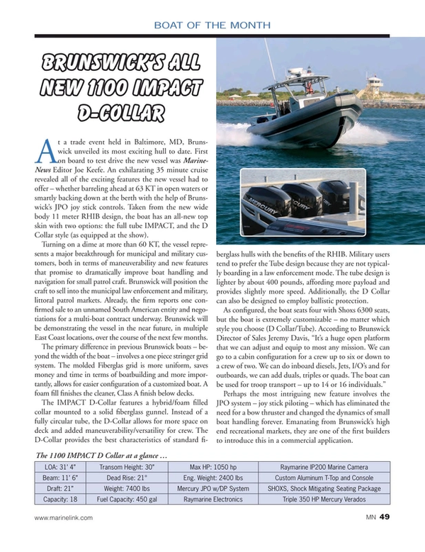 Marine News Magazine, page 49,  Jul 2016