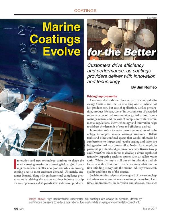 Marine News Magazine, page 44,  Mar 2017