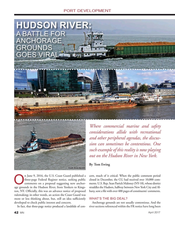 Marine News Magazine, page 42,  Apr 2017