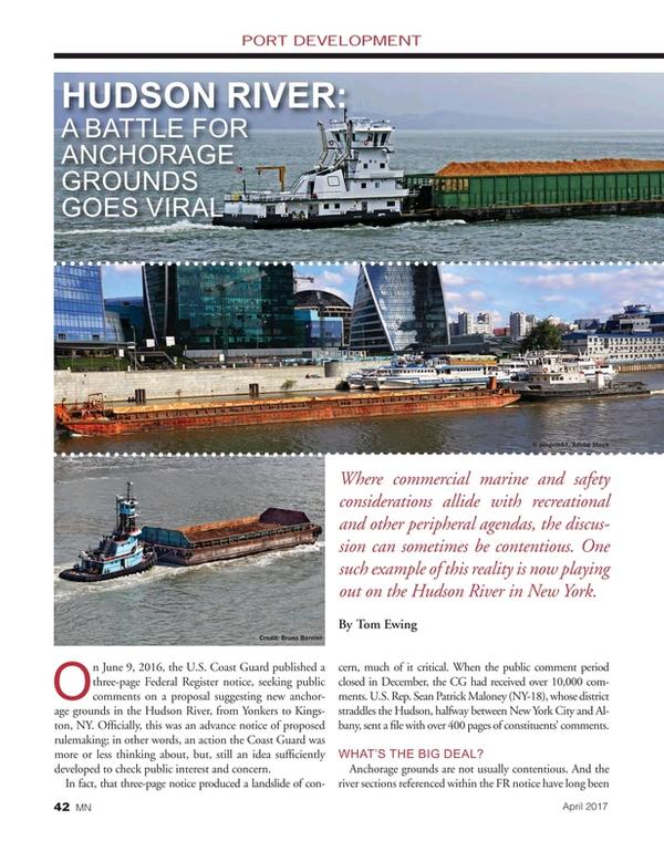 Marine News Magazine, page 42,  Apr 2017