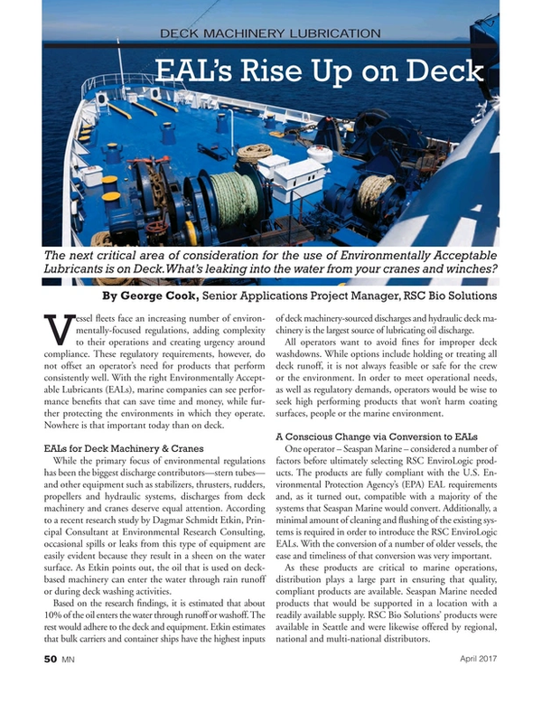 Marine News Magazine, page 50,  Apr 2017