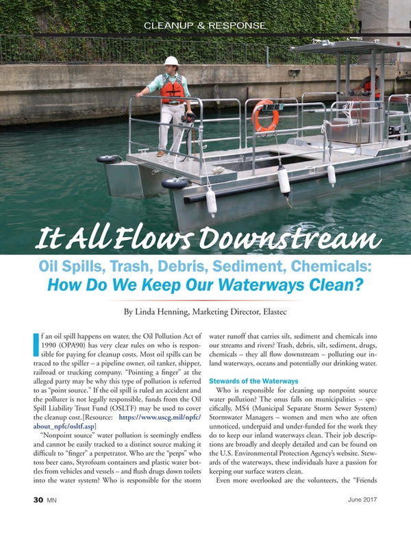 Marine News Magazine, page 30,  Jun 2017