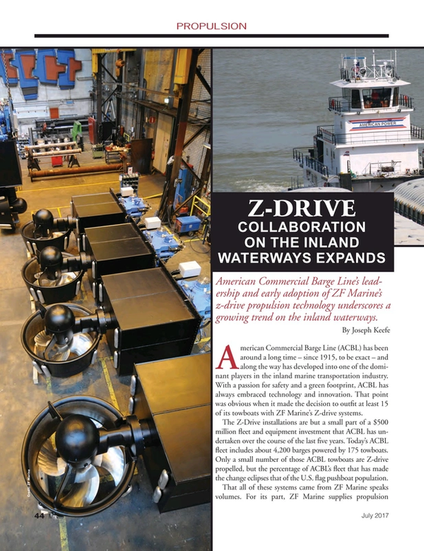 Marine News Magazine, page 44,  Jul 2017