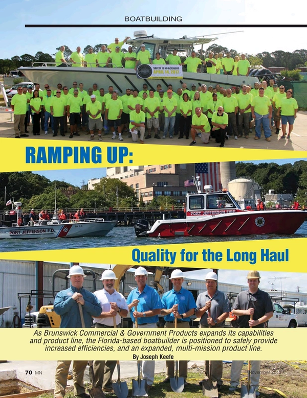 Marine News Magazine, page 70,  Nov 2017