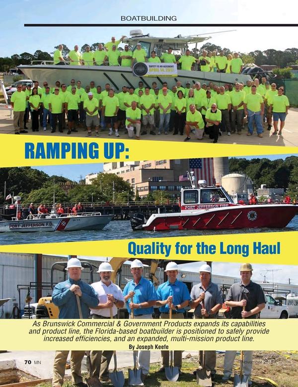Marine News Magazine, page 70,  Nov 2017