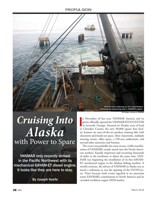 Marine News Magazine, page 38,  Mar 2018