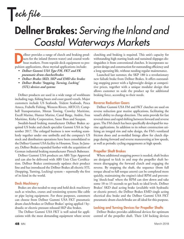 Marine News Magazine, page 48,  Mar 2018