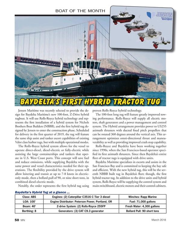Marine News Magazine, page 50,  Mar 2018