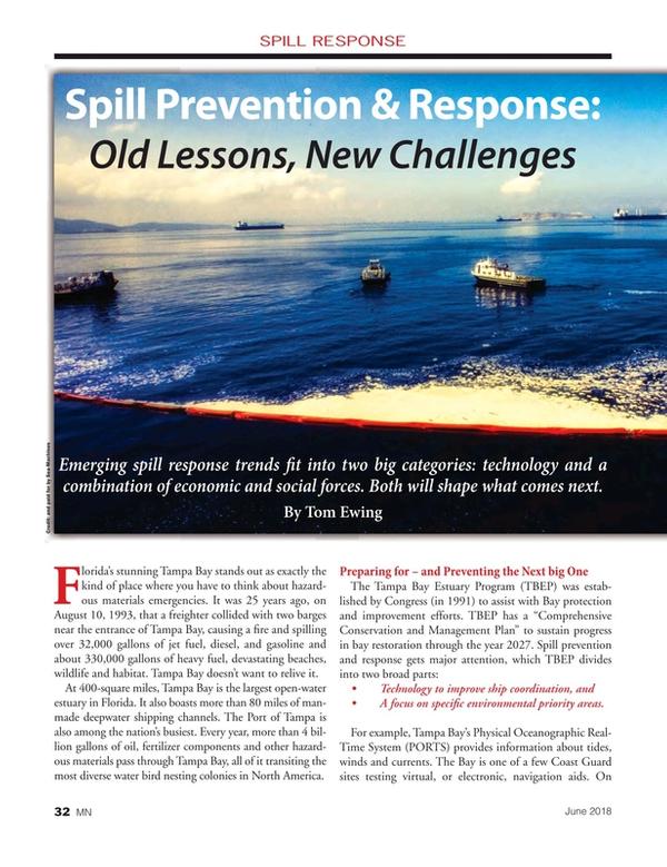 Marine News Magazine, page 32,  Jun 2018