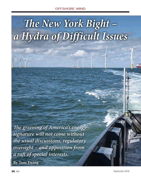 Marine News Magazine, page 36,  Sep 2018