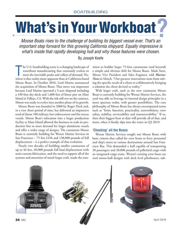 Marine News Magazine, page 34,  Apr 2019