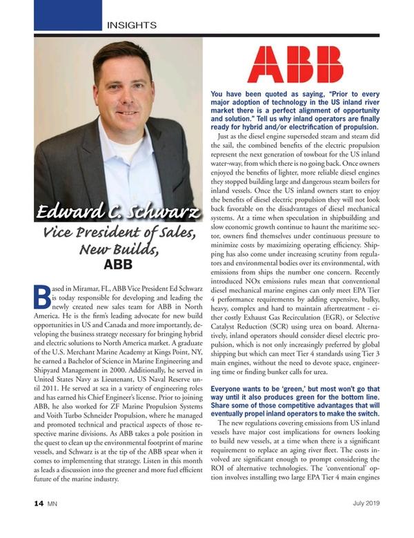 Marine News Magazine, page 14,  Jul 2019
