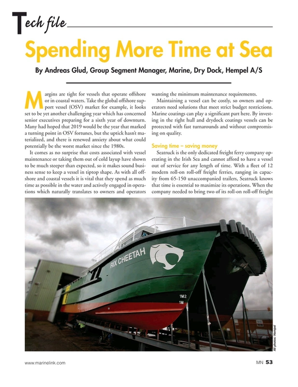 Marine News Magazine, page 53,  Feb 2020