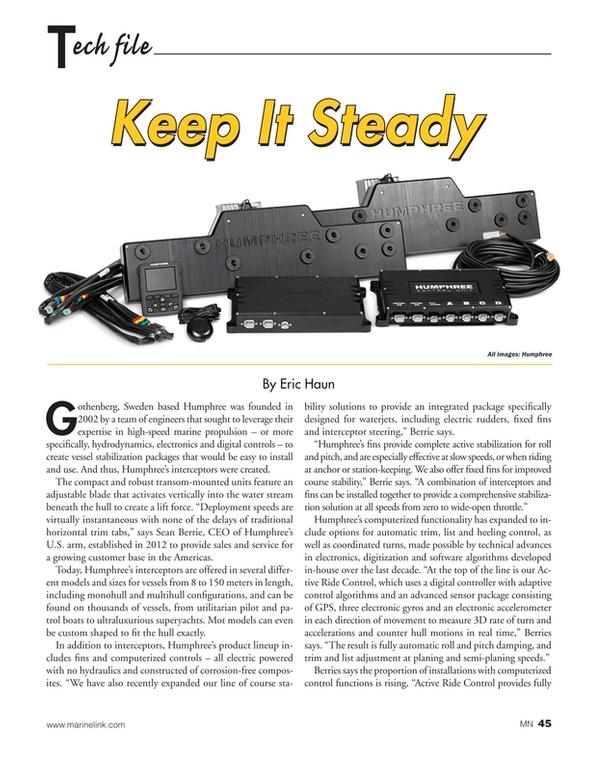 Marine News Magazine, page 45,  Jun 2020