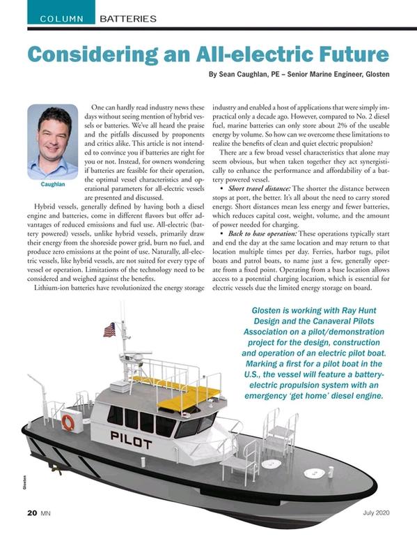 Marine News Magazine, page 20,  Jul 2020