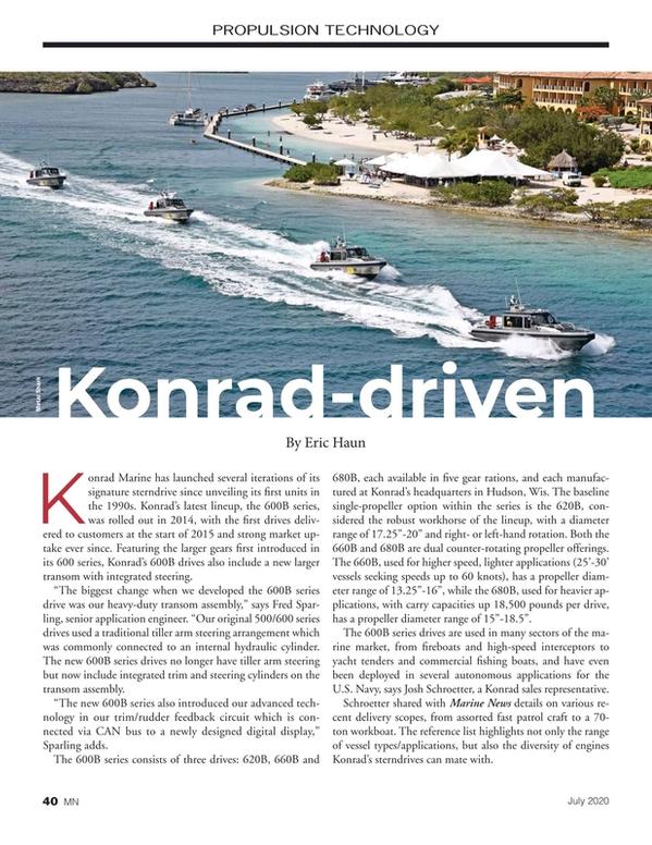 Marine News Magazine, page 40,  Jul 2020