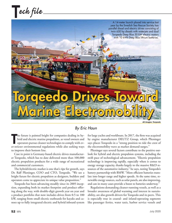 Marine News Magazine, page 52,  Jul 2020