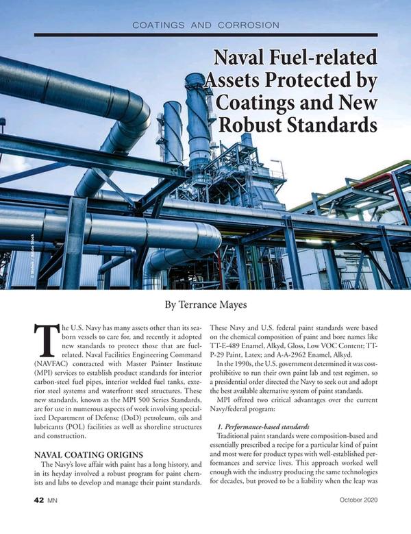 Marine News Magazine, page 42,  Oct 2020