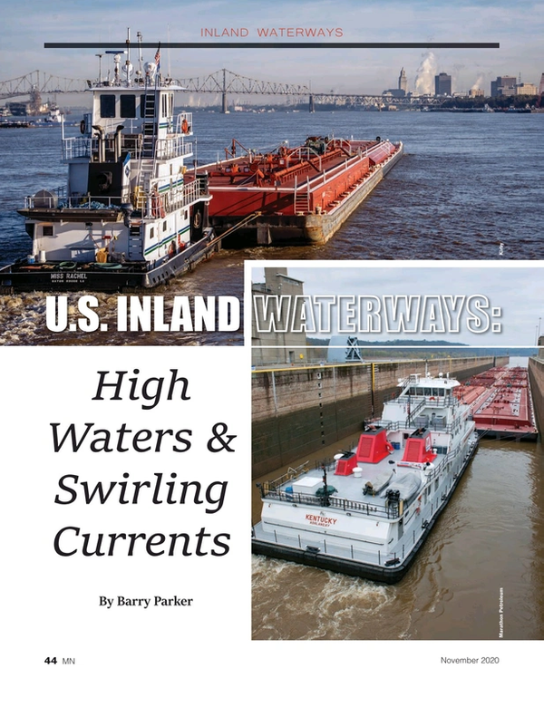 Marine News Magazine, page 44,  Nov 2020