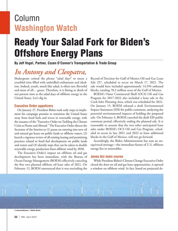 Marine News Magazine, page 22,  Apr 2021