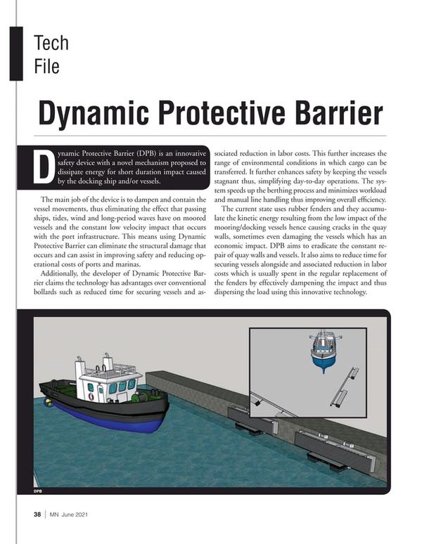 Marine News Magazine, page 38,  Jul 2021