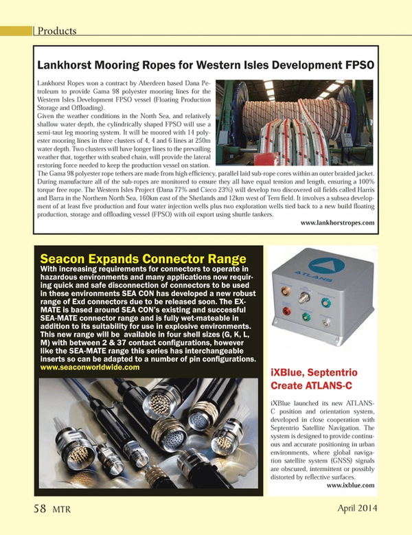 Marine Technology Magazine, page 58,  Apr 2014 oil export using shuttle tankers