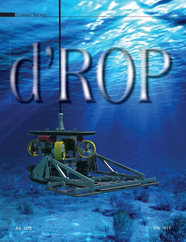 Marine Technology Magazine, page 44,  May 2015