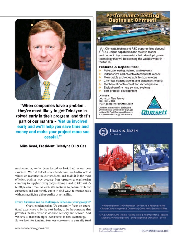 Marine Technology Magazine, page 41,  Jul 2015
