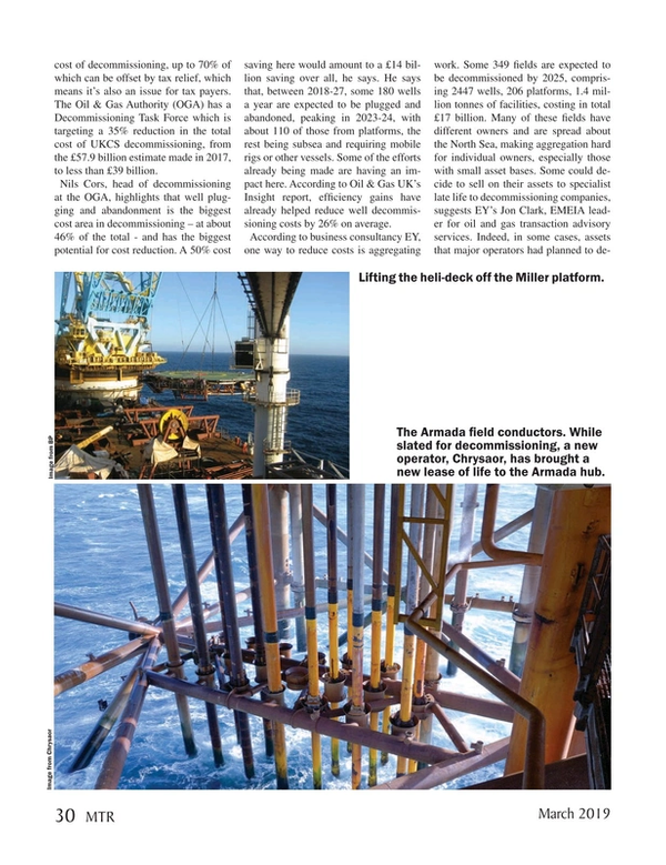Marine Technology Magazine, page 30,  Mar 2019