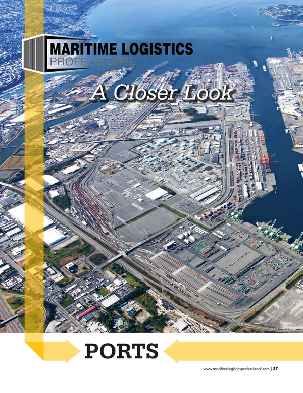 Maritime Logistics Professional Magazine, page 37,  Jul/Aug 2017