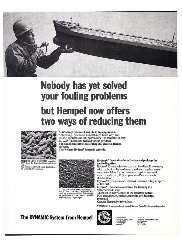 Maritime Reporter Magazine, page 11,  Feb 15, 1974