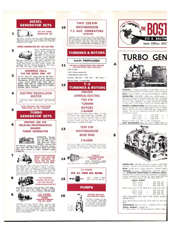 Maritime Reporter Magazine, page 28,  Apr 1976