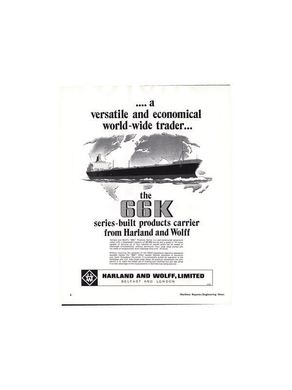 Maritime Reporter Magazine, page 4,  Jul 1977