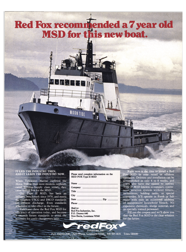Maritime Reporter Magazine, page 35,  Sep 1977