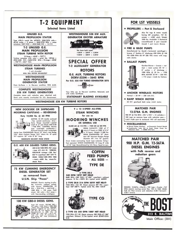 Maritime Reporter Magazine, page 30,  Oct 15, 1977