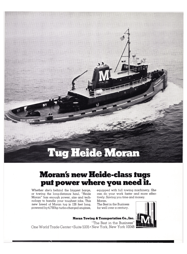 Maritime Reporter Magazine, page 23,  Nov 1977