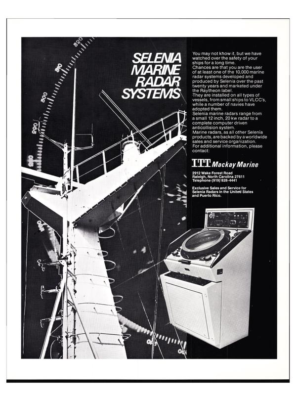 Maritime Reporter Magazine, page 27,  Nov 1977
