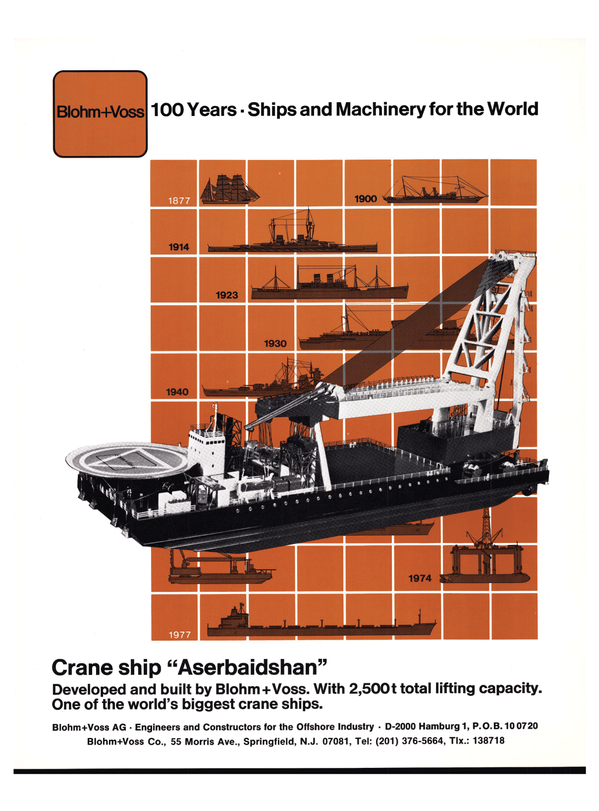 Maritime Reporter Magazine, page 7,  Nov 1977