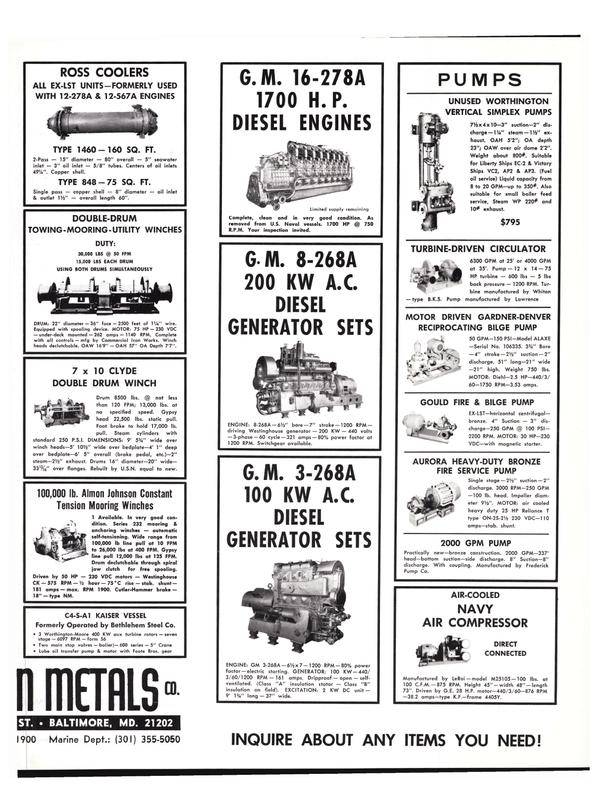 Maritime Reporter Magazine, page 29,  Nov 15, 1977 S-A1 KAISER